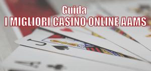 Casino AAMS legali e sicuri