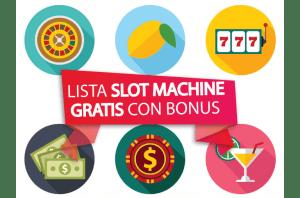 I migliori bonus slot casino online AAMS