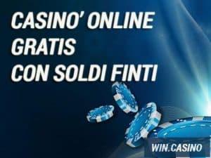 Giochi casino gratis: come giocare gratis nei casino