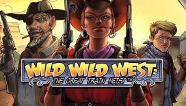 Wild Wild West slot machine