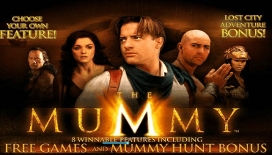 the mummy videoslot