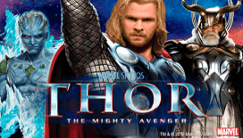 thor the mighty avanger slot machine