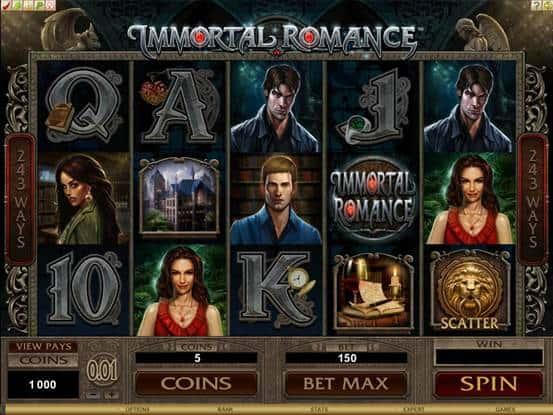 Immortal Romance: un tuffo nella paranormale terra dei vampiri
