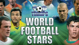 Top Trumps World Football Stars: una slot per gli amanti del calcio