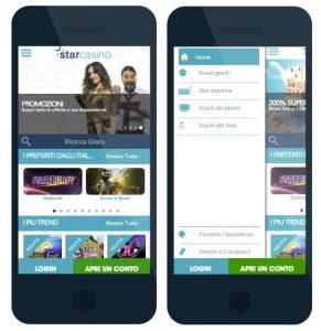 starcasino mobile bonus