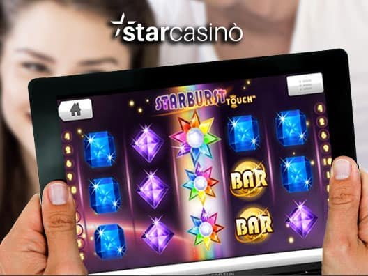 StarCasino mobile