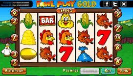 Fowl Play Gold: scopri la gallina dalle uova d'oro per vincere grandi premi
