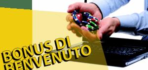 come scegliere il bonus di benvenuto per casino