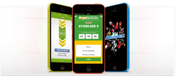 sisal casino app mobile