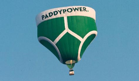 Paddy Power casino lascia l'Italia