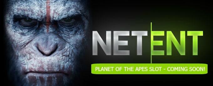 Videoslot Planet of the Apes: l'ultima novità NetEnt