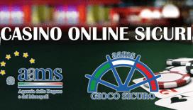 Casino online sicuri 2018