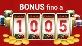 Bonus Benvenuto Sisal