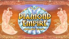 GIoca gratis in Diamond Empire: una delle nuove slot Microgaming