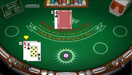 Divertiti con il blackjack giocando nei casino senza deposito online