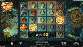 Lost Relics la nuova slot di NetEnt
