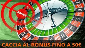 Gioco Digitale: bonus table games, una caccia ai bonus appassionante