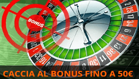 bonus table games: gioco digitale