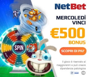 promozioni NetBet