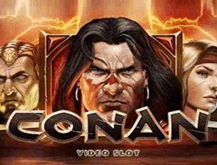 Slot Conan: l'invasione dei barbari è alle porte