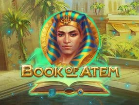 Book of Atem logo