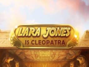 Lara Jones is Cleopatra logo