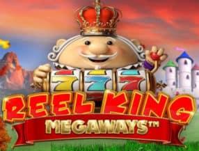 Reel King Megaways logo