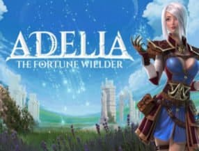 Adelia: The Fortune Wielder logo
