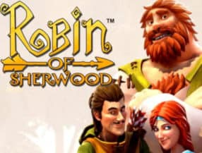 Robin of Sherwood logo