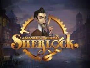 Sherlock a Scandal in Bohemia logo