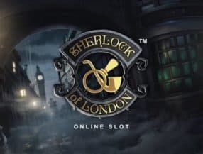 Sherlock of London logo