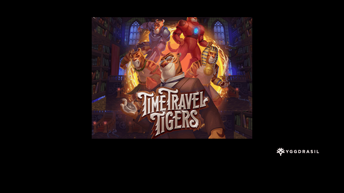 Time Travel Tigers Slot Machine