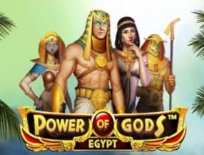 Power of Gods: Egypt logo