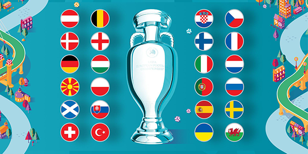 Scommesse su Euro 2020: finalmente si riprende